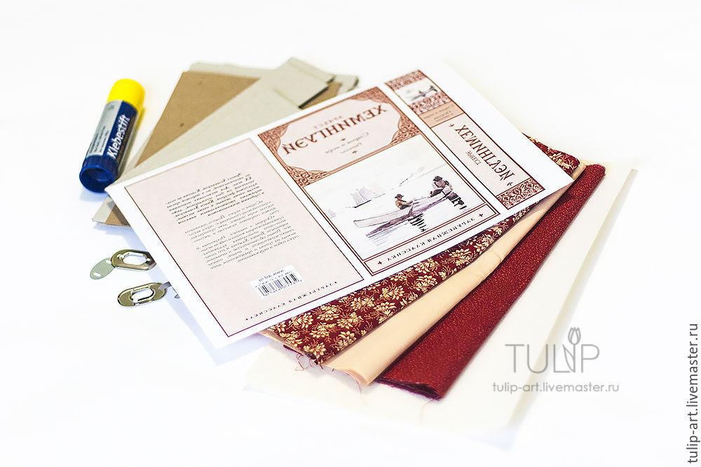 23a9c8b194c2 Клатч-книга своими руками: мастер-класс – мастер-класс для ...