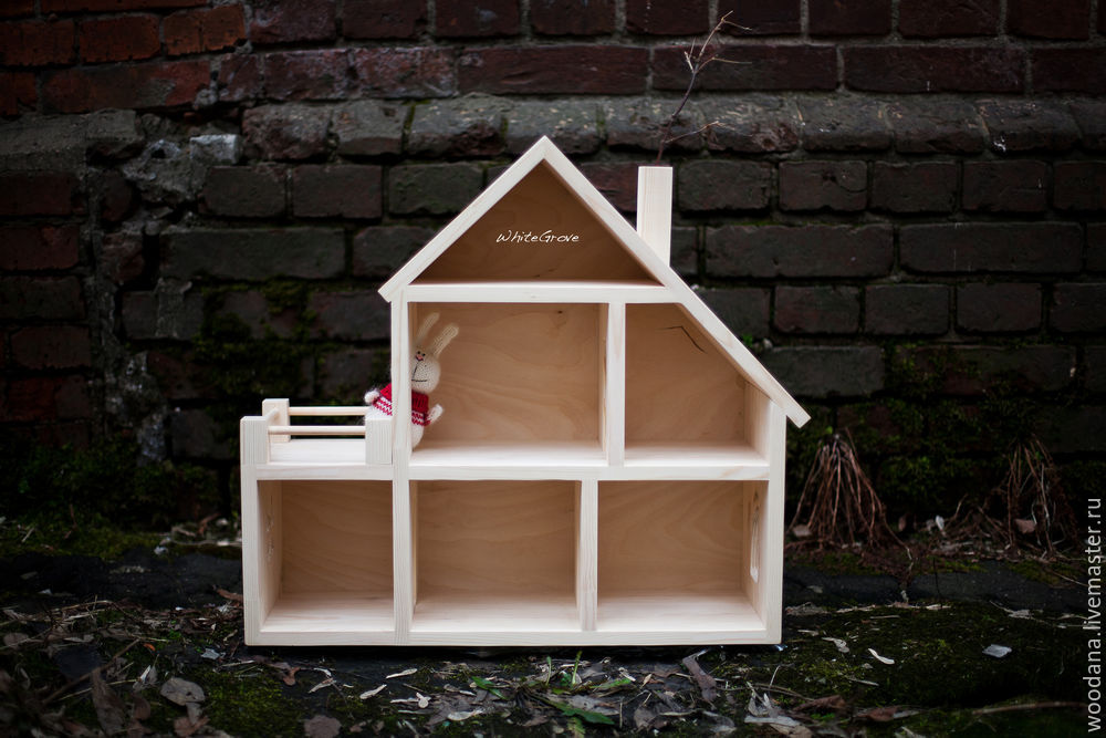 Создаем кукольный домик своими руками, фото № 41