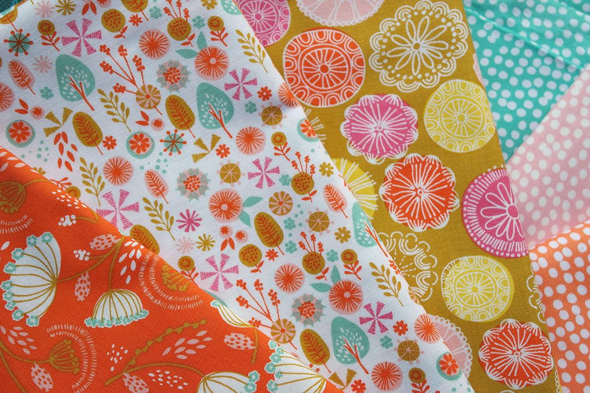 10 добрых осенних иллюстраций Bethan Janine, которые превратились в ткани