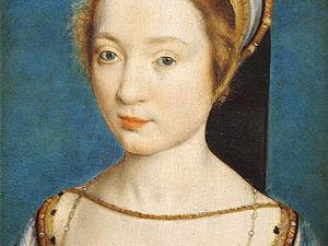 Корнель де Лион — мастер средневекового портрета. Ярмарка Мастеров - ручная работа, handmade.