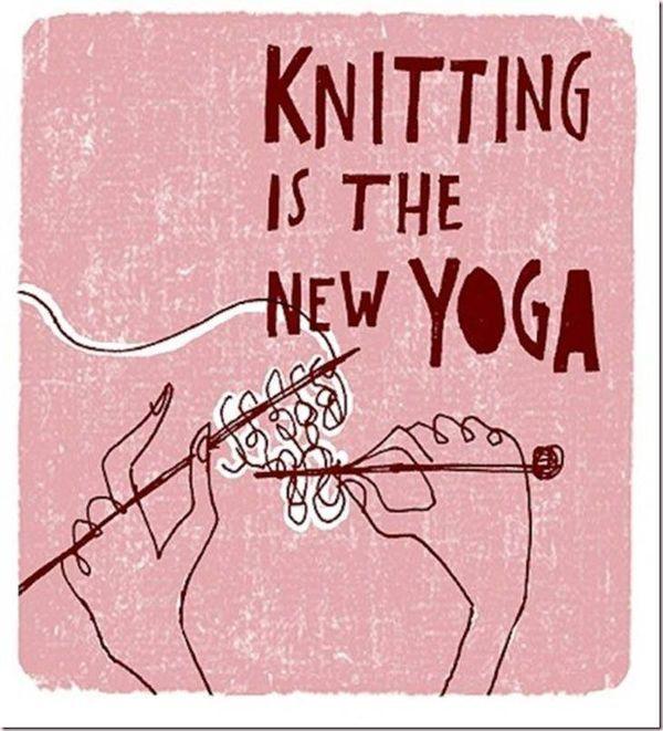 вязание спицами, учимся вязать