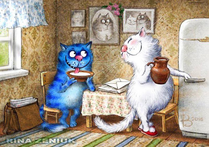 ирина левкович, кошки