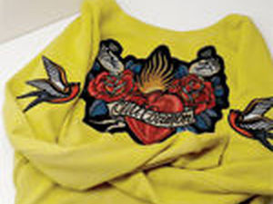 Нашивки или вышивка прямо на одежде?. Ярмарка Мастеров - ручная работа, handmade.
