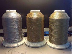 Золотошвейки! Заказ ниток Madeira | Ярмарка Мастеров - ручная работа, handmade