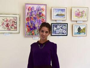 Персональная выставка живописи