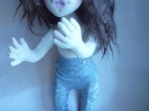 Кукла Гермиона родилась!!! | Ярмарка Мастеров - ручная работа, handmade