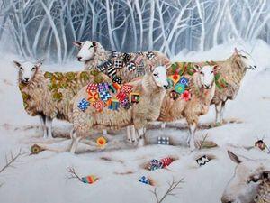 Утепляемся, выбираем подарки к Новому году, торгуемся!. Ярмарка Мастеров - ручная работа, handmade.