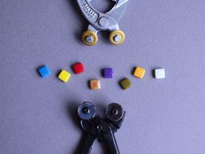 Роликовые кусачки для мозаики - две модели. Сравнение.. Ярмарка Мастеров - ручная работа, handmade.