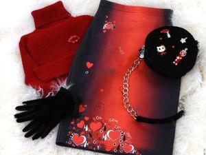 Розыгрыш юбочки и других призов из Коллекции Алисы Адамс   Ярмарка Мастеров - ручная работа, handmade