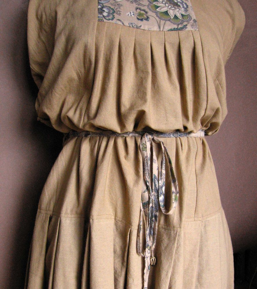 платье для межсезонья