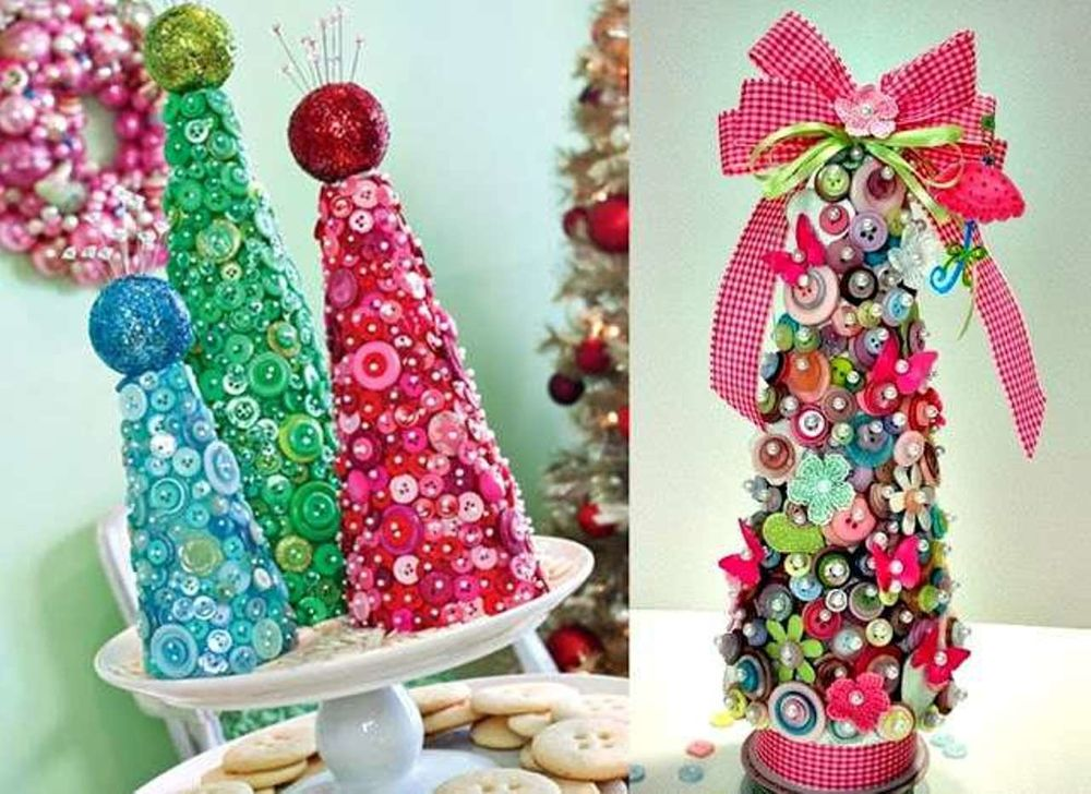Christmas Decorations from Recycled Materials, фото № 15