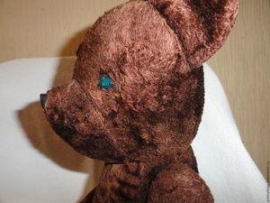 Аукцион- мишка из детства.. Ярмарка Мастеров - ручная работа, handmade.