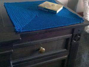 Сниженные цены на салфетки-подставки — 600 рублей большая интерьерная салфетка. Ярмарка Мастеров - ручная работа, handmade.
