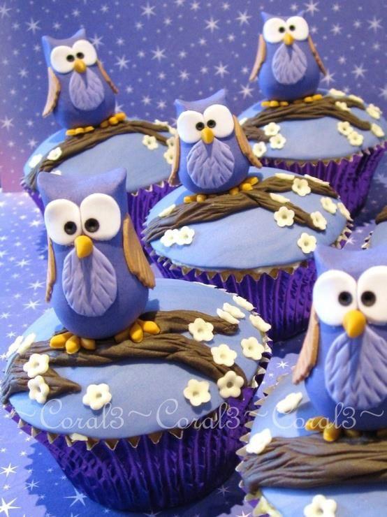Owl Always Love You Cupcakes