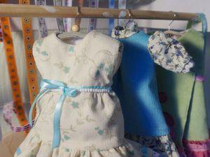 Мастерим вешалку для кукольного плтья. Ярмарка Мастеров - ручная работа, handmade.