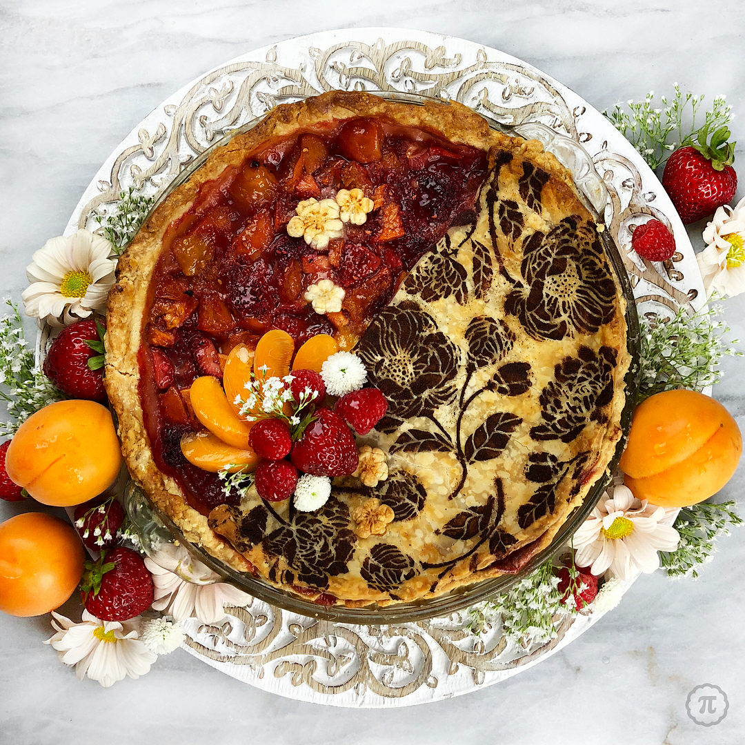 Delicious Comfort: Artistic Cakes by Jessica Leigh Clark-Bojin, фото № 8