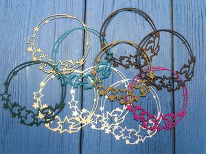 Рамочки со звездами. Ярмарка Мастеров - ручная работа, handmade.