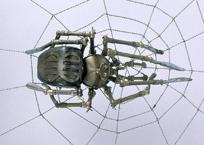 Животные из металла французского скульптора Edouard Martinet, фото № 12