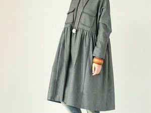 Одежда oversize | Ярмарка Мастеров - ручная работа, handmade