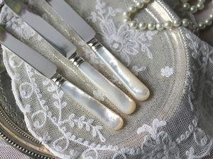Дополнительные фотографии ножей для завтрака/масла. Ярмарка Мастеров - ручная работа, handmade.
