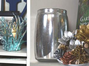 Как необычно декорировать полки при помощи «мусора». Ярмарка Мастеров - ручная работа, handmade.