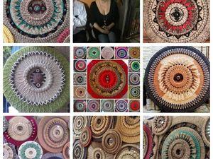 Интересные мандалы Бразилии. Ярмарка Мастеров - ручная работа, handmade.