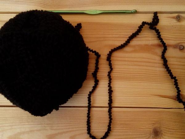 Обзор пряжи каракуль стрейч на примере | Ярмарка Мастеров - ручная работа, handmade