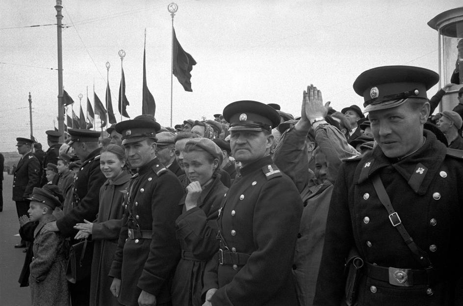Lessing34 Москва 1958 года в фотографиях Эриха Лессинга