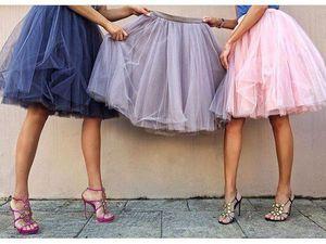 Шьем юбку-пачку | Ярмарка Мастеров - ручная работа, handmade