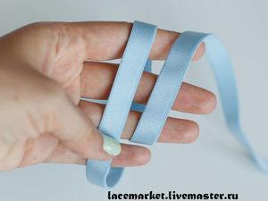Новые цветные резинки для бретелей. Ярмарка Мастеров - ручная работа, handmade.
