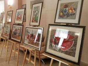 фото с персональной выставки в МосГорДуме. Ярмарка Мастеров - ручная работа, handmade.