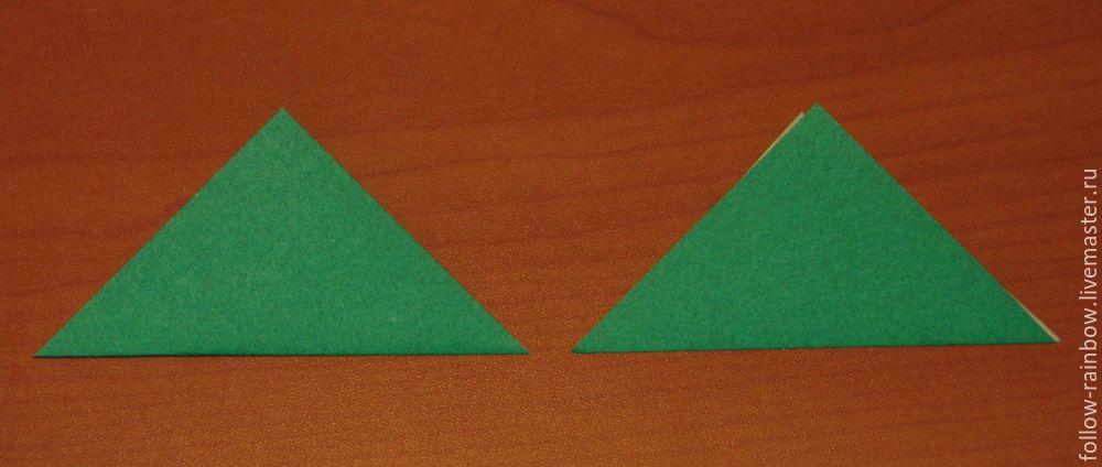 оригами, основы оригами