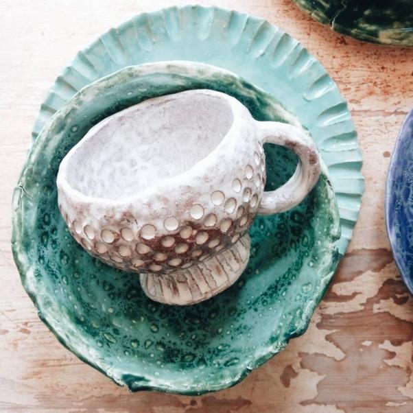 обучение керамике