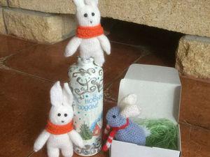 Эгей, зайцы, куда же вы?! | Ярмарка Мастеров - ручная работа, handmade