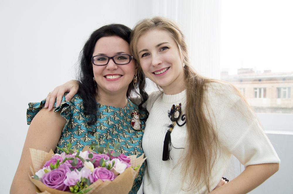 Открытие моей школы вышивки в Москве!, фото № 14