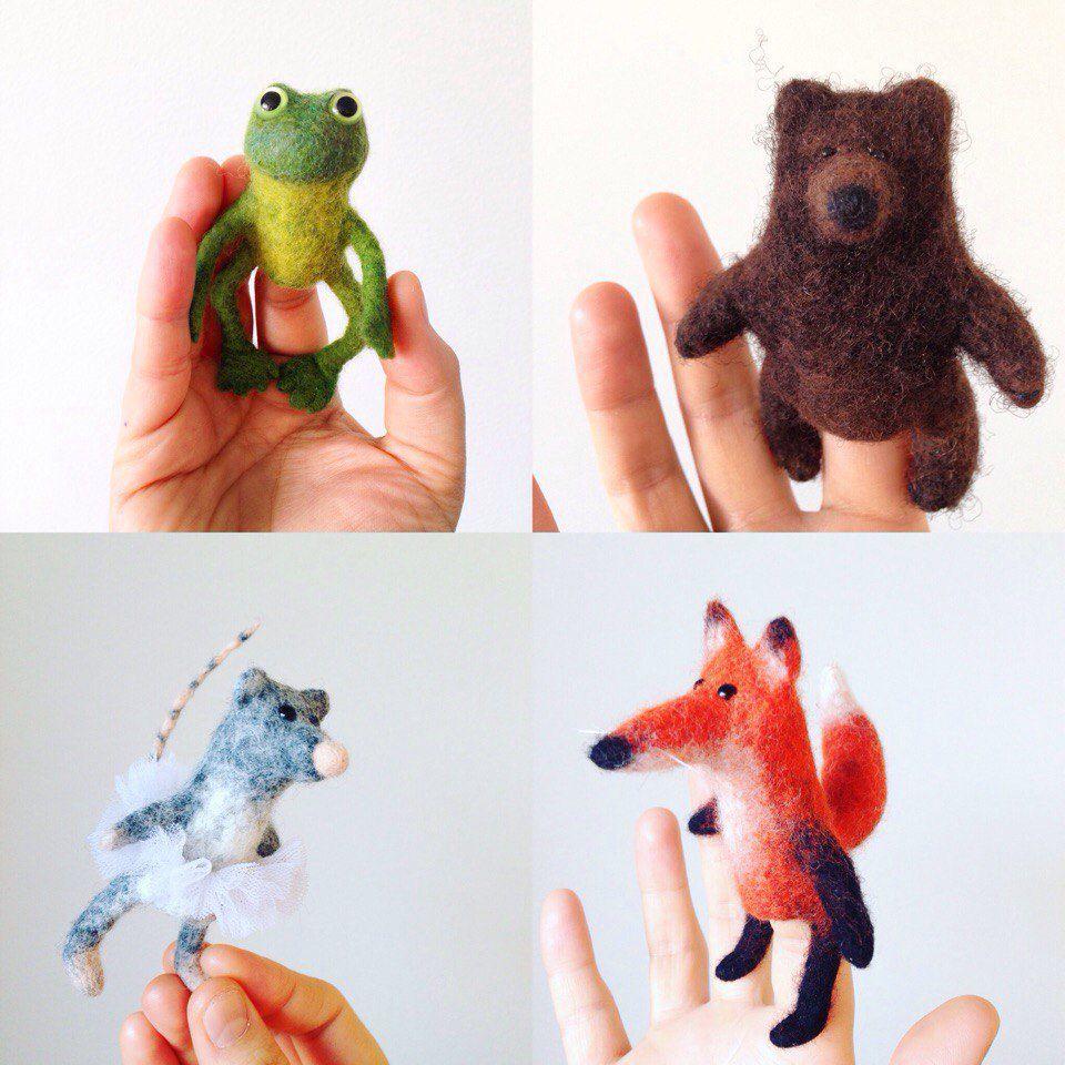 игрушка на руку, игрушки, развивающие игрушки