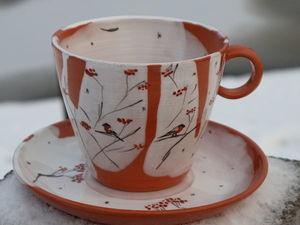 Пять дней со скидкой 15% на керамику Варешкина Радость!!!. Ярмарка Мастеров - ручная работа, handmade.