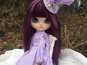 Алиса. New Girl. Custom Blythe. Ярмарка Мастеров - ручная работа, handmade.