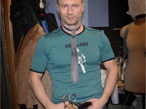 Джинсовая одежда. Милитари стиль.. Ярмарка Мастеров - ручная работа, handmade.