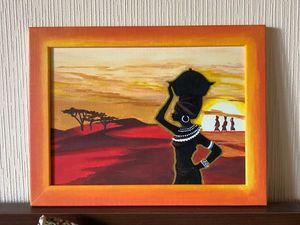"""""""Африканочки"""" уйдут ко ЛЬВАМ (знак зодиака) — всего за 1300 руб!.!. Ярмарка Мастеров - ручная работа, handmade."""