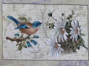Особый тренд: птицы в интерьере. Ярмарка Мастеров - ручная работа, handmade.