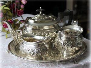 Дополнительные фотографии чайного сервиза. Ярмарка Мастеров - ручная работа, handmade.