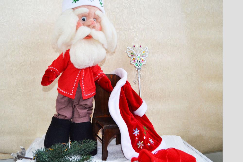символ года, дед мороз, подарок к новому году