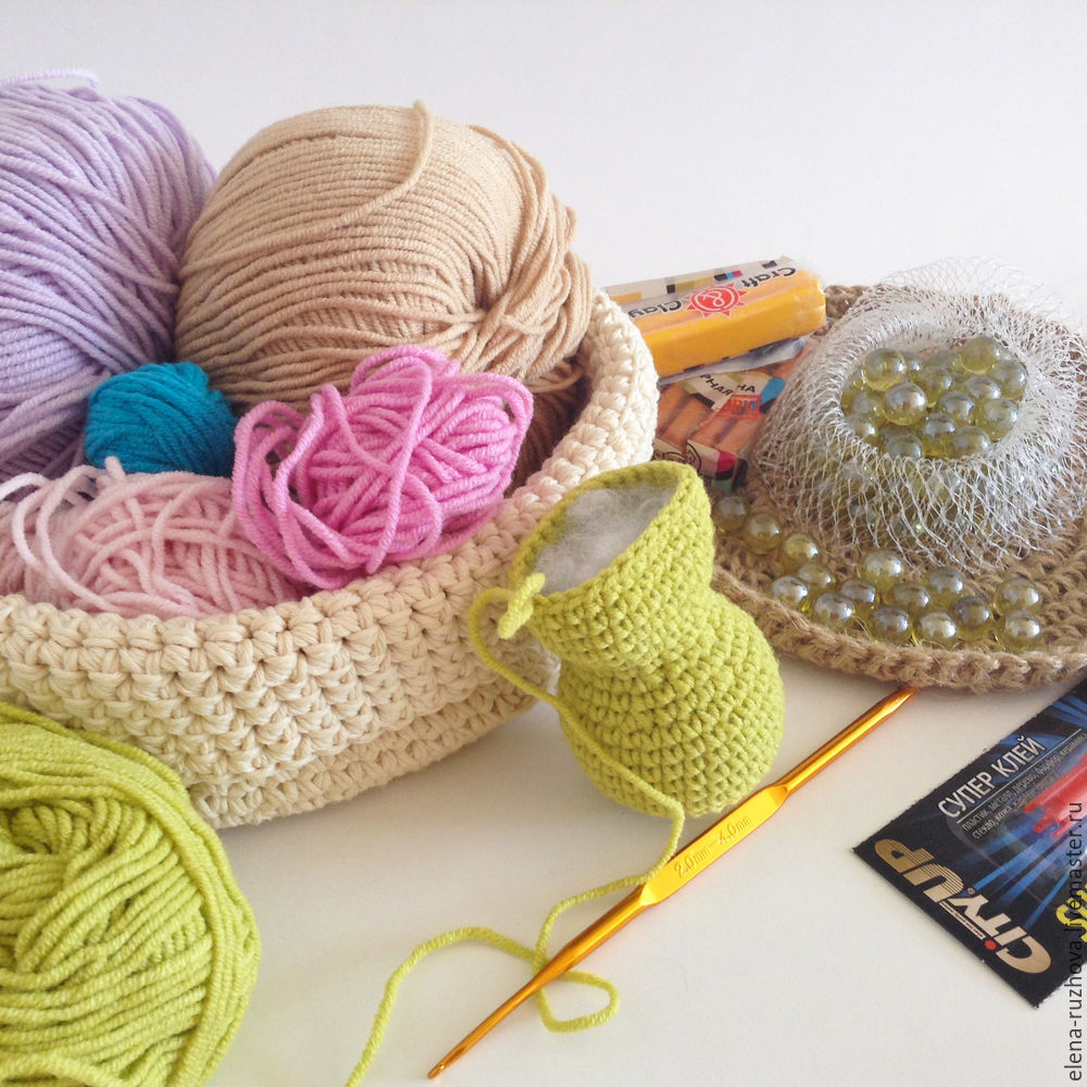 Crocheting a Charming Little Owlet with Tassels on Ears, фото № 3