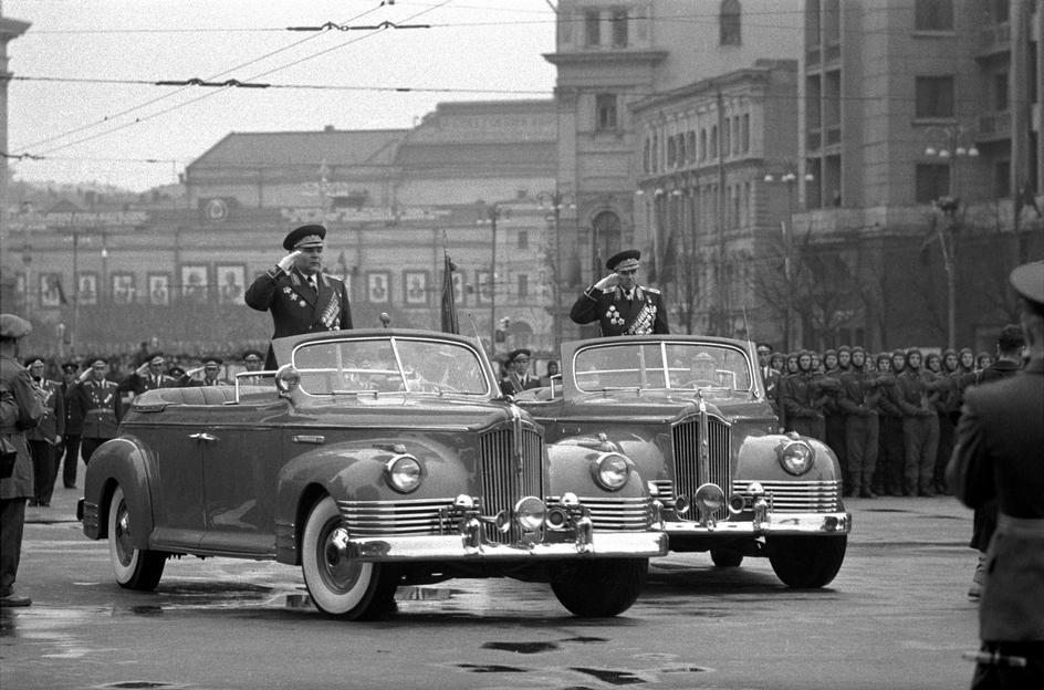 Lessing44 Москва 1958 года в фотографиях Эриха Лессинга