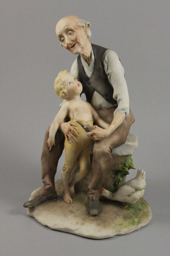 каподимонте статуэтка