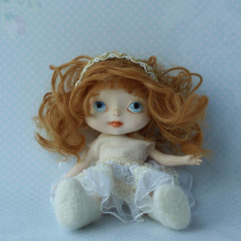кукла авторская, новогодние куклы