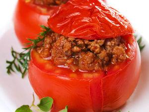 Мои кулинарные вторники: томат фарси(фаршированные помидоры). Ярмарка Мастеров - ручная работа, handmade.