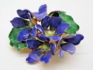 Персиковый или фиолетовый? | Ярмарка Мастеров - ручная работа, handmade