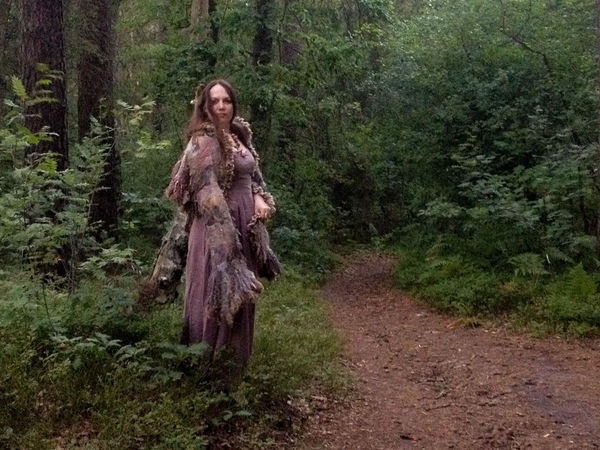 Путешествие в сумрачный лес, или как я у Яги в гостях побывала. | Ярмарка Мастеров - ручная работа, handmade